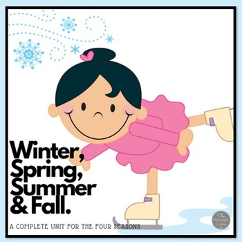 Seasons Activites and Centers for Kinders
