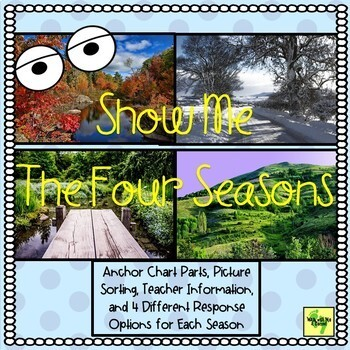 The Four Seasons for Primary Grades
