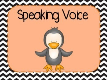 The Four Voices - with Penguins!
