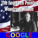 The Fourteen Points: Woodrow Wilson