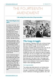 The Fourteenth Amendment Study Notes