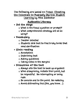 The Fourteenth Goldfish- A Guide to Close Reading This Text