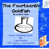 The Fourteenth Goldfish by Jennifer Holm: Close Reading No