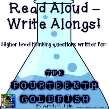 The Fourteenth Goldfish Read Aloud Write Along