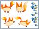 The Fox: A Sentence Building Book