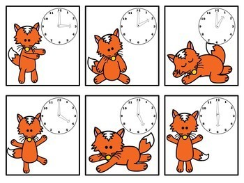 The Fox Says Math! Common Core Aligned Math Activities!