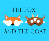 The Fox and The Goat Reader's Theater Masks