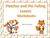 Fletcher and the Falling Leaves Kindergarten Unit:
