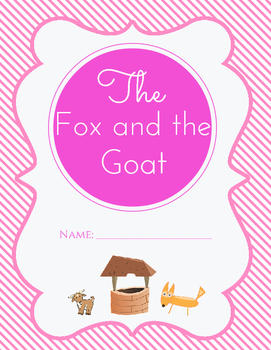 The Fox and the Goat {2nd grade lit unit, CCSS Literacy gu