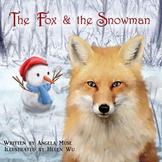 The Fox & the Snowman children's picture book