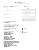 The Fraction Family Math Song Sing Along (G.L.A.D. Strategy)