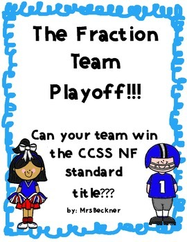 The Fraction Team Playoff!