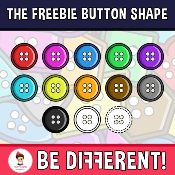 The Freebie Button Shape