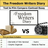 The Freedom Writers Diary - Text to Film Essay