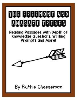Utah Native Americans: The Freemont and Anasazi