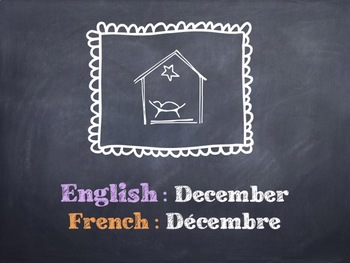 The French Months PowerPoint