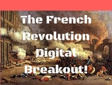 The French Revolution Digital Breakout