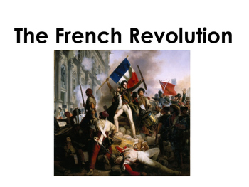 The French Revolution Guided Reader