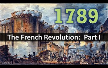 The French Revolution - Part 1