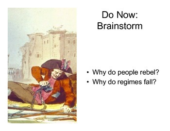 The French Revolution (Presentation)