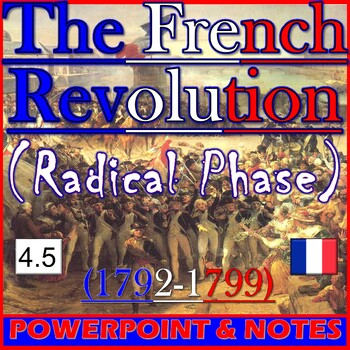 The French Revolution: Radical Phase (Animated Guillotine!) (4.5)