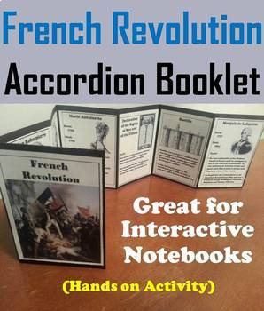 The French Revolution Task Cards and Activities Bundle