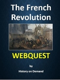 The French Revolution WebQuest