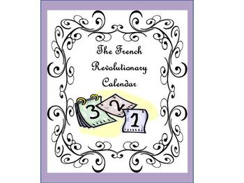 The French Revolutionary Calendar Plus Ell By Carter In The Classroom