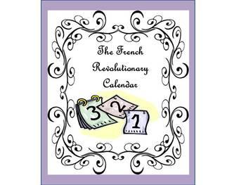 The French Revolutionary Calendar - plus ELL!