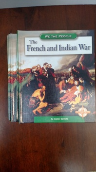 Build Your Classroom Library (The French and Indian War: Seven Copies)