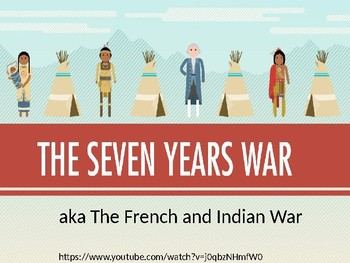 The French and Indian War Notes Powerpoint