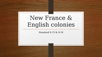 The French in New France
