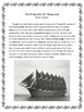 The Friday the 13th Shipwreck: Close Reading and Writing Activities