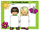 The Friendly Sounds: Visual/Tactile Supports for Consonant Blends