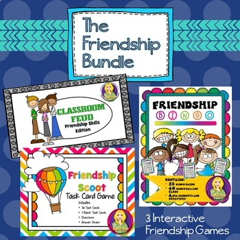The Friendship Bundle-Counseling Games