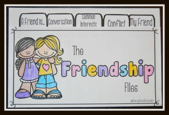 The Friendship Files - FREEBIE
