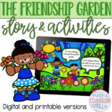 The Friendship Garden Lesson, Digital & Printable Version