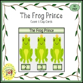 The Frog Prince Task Cards