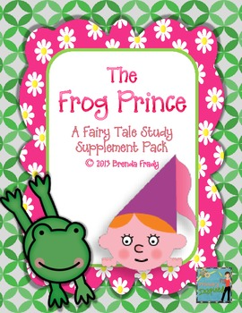 The Frog Prince ~Fairy Tale Supplement Pack~