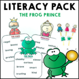 The Frog Prince Literacy Activities Fairy Tale