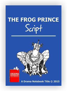 The Frog Prince-Play Script