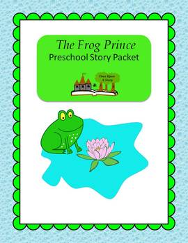 The Frog Prince Preschool Resource