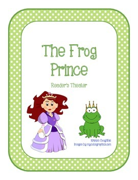 The Frog Prince Reader's Theater Script