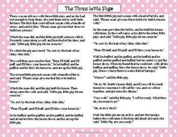 The Three Little Pigs STEM and Depth and Complexity