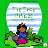 The Frog Prince (Emergent Reader, Teacher Lap Book, & Pict