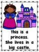The Frog Prince (A Sight Word Emergent Reader and Teacher