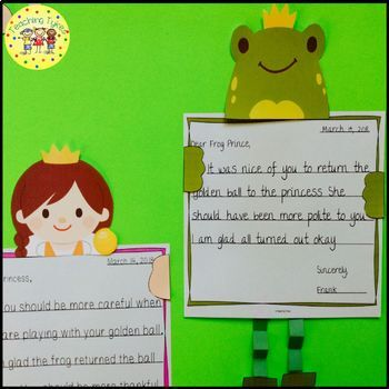 The Frog Prince Fairy Tales Worksheets Activities Games Printables and More