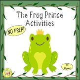 The Frog Prince Fairy Tales Worksheets Activities Games Pr