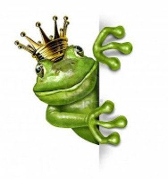The Frog Prince by The Brothers Grimm