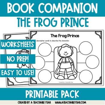 The Frog Prince- Book Companion